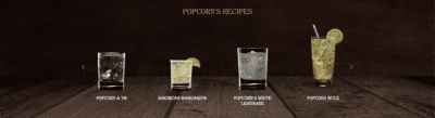 Popcorns Recipes